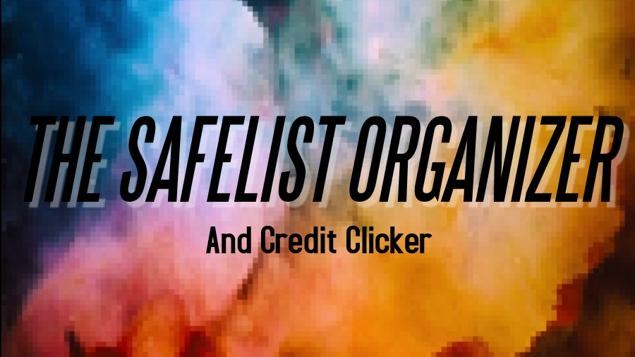 The Safelist Organizer